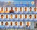 Uruguai divulga lista da Copa América com Martín Silva e sem De Arrascaeta