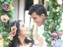 Lucilene Caetano posa com Felipe Sertanejo na reta final da gravidez