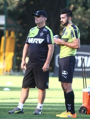 Levir Culpi e Dátolo Atlético-MG (Foto: Bruno Cantini/ Flickr Atlético-MG)