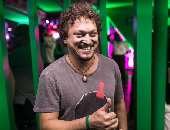 O ator Fábio Lago (Foto: AG.News)