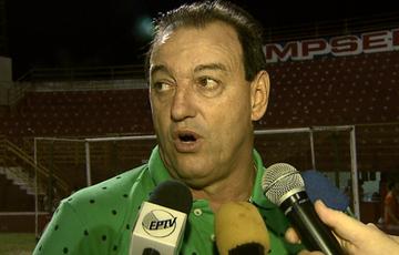 Vitor Hugo técnico Barretos (Foto: Reprodução EPTV)