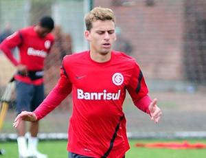 Lucas Lima recebe chance no Inter (Foto: Alexandre Lops / Divulgação Inter)