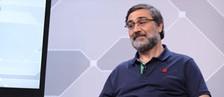 Mauro Iasi defende tabelamento de preços (Caio Kenji/G1)