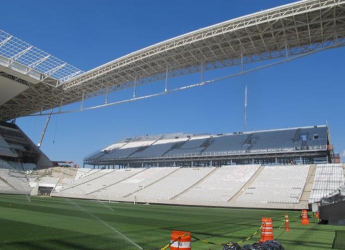 Arena Corinthians (Foto: Diego RIbeiro)