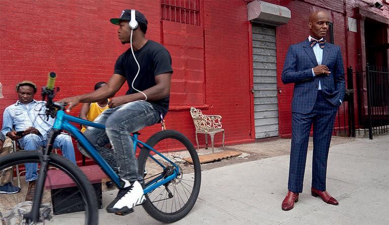 Dapper Dan na nova campanha da Gucci (Foto: Divulgação)