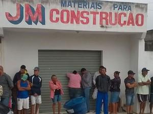Ex-vereador foi morto a tiros em Santanópolis, na Bahia (Foto: Polícia Militar )