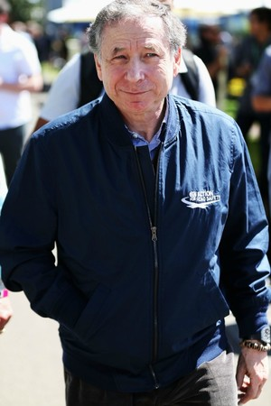 Jean Todt no GP da Austrália (Foto: Getty Images)