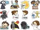 'Star Wars' ganha pacote de emojis no Facebook