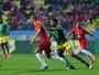 Chile é surpreendido e perde em casa para a Jamaica por 2 a 1 em amistoso