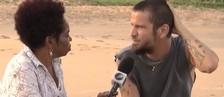 Saulo fala sobre família, carreira e carnaval (Reprodução/TV Bahia)
