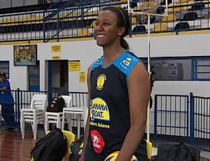Dani Scott, Praia Clube (Foto: Reprodução/TV Integração)
