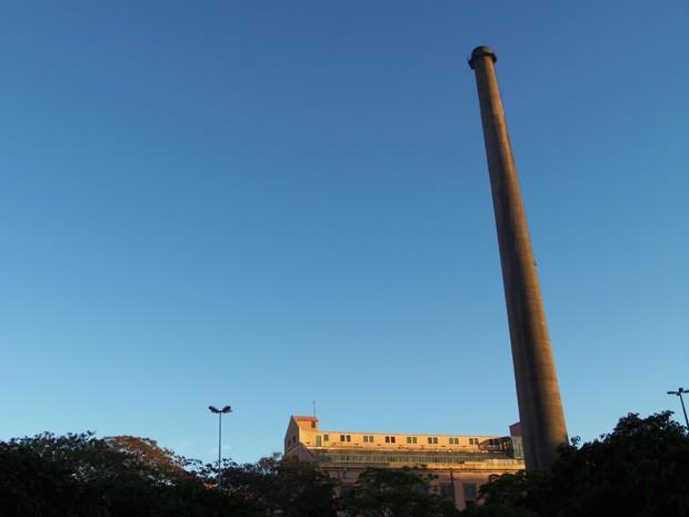 Porto Alegre amanheceu com céu azul nesta terça-feira (Foto: João Laud/RBS TV)