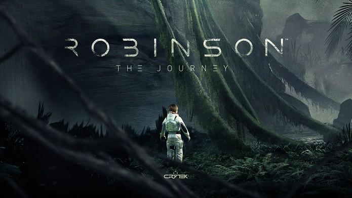Robinson: The Journey é o novo game do PS VR (Foto: Divulgação/Crytek)