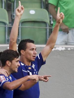 Arrascaeta Leandro Damião Cruzeiro (Foto: Washington Alves/Light Press)