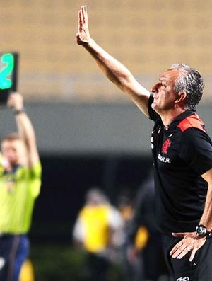 Dorival Junior, Corinthians e Flamengo (Foto: Marcos Ribolli / Globoesporte.com)