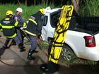 Dez pessoas ficam feridas e uma morre em acidentes no Norte de MG