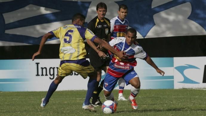 Itapipoca x Fortaleza Perilão Campeonato Cearense (Foto: Kiko Silva/Agência Diário)