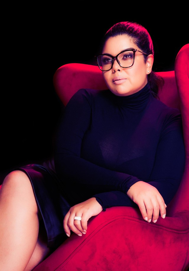 Fabiana Karla (Foto: Pino Gomes, com make de Teodoro Jr. e styling de Rapha Brick)