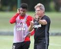 Com quatro mudanças no time, Sport está definido para encarar o Santos