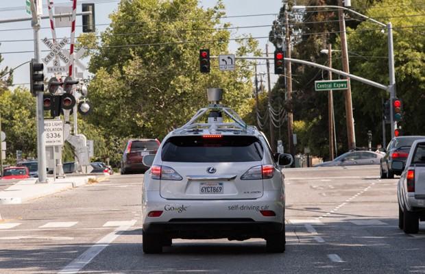 Carro Autônomo Google  (Foto: Divulgação)