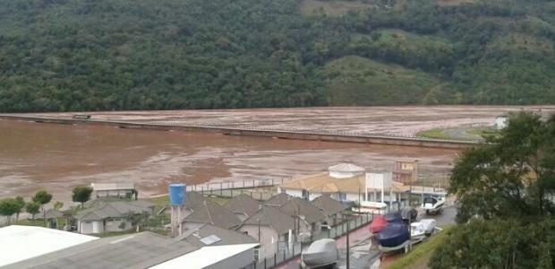 Segundo a PRE, não é possível acessar Santa Catarina pelo Norte do RS (Foto: Rádio Uirapuru/Divulgação)