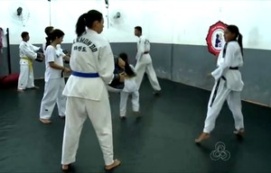 taekwondo acre (Foto: Reprodução/TV Acre)