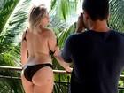 Cacau fala sobre sexo anal, preferência de Matheus: 'Nunca fiz'