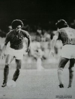 Roberto Batata, ex-jogador do Cruzeiro (Foto: Arquivo Cruzeiro)
