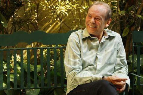 José Wilker (Foto: Gustavo Azeredo)