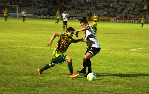 Vasco x Sampaio Correa (Foto: Paulode Tarso Jr. / Imirante.com)