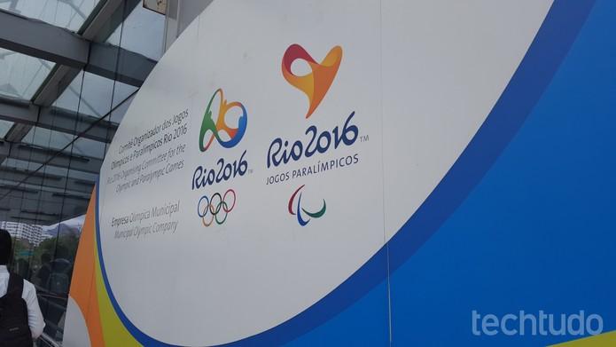Comitê Rio 2016 faz planejamento dos Jogos Olímpicos e Paralímpicos (Foto: Aline Batista/TechTudo)