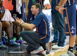 Bauru Basquete x Pinheiros, técnico Hudson Previdelo, pela LDB (Foto: Caio Casagrande / Bauru Basket)