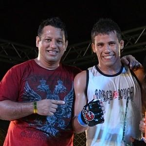 Elite Amazon Combat, em Manaus (Foto: Emanuel Mendes Siqueira/Sejel)