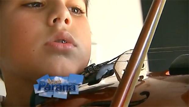 Meu Paraná vai falar sobre a formação dos novos talentos da música (Foto: Reprodução)