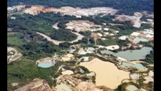 Pescadores temem que garimpo esteja poluindo rio do sudeste do Pará