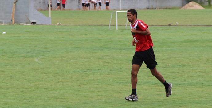 Wellington Saci Joinville (Foto: Alessandra Flores/RBS TV)