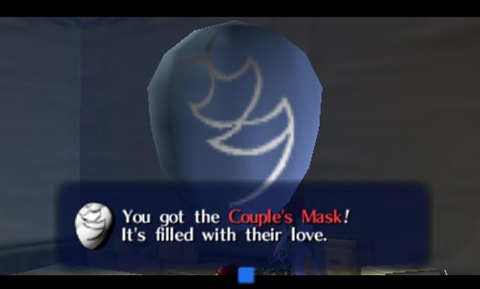 Couple's Mask (Foto: Reprodução)