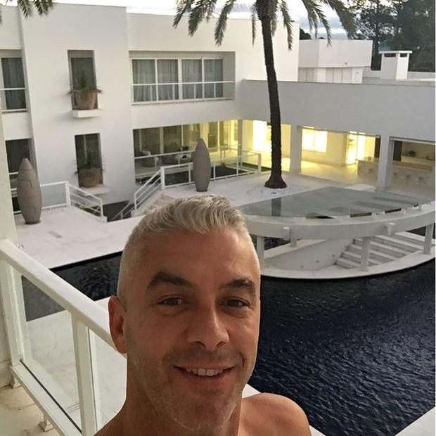 Alexandre, marido de Ana Hickmann (Foto: Reprodução/ Instagram)