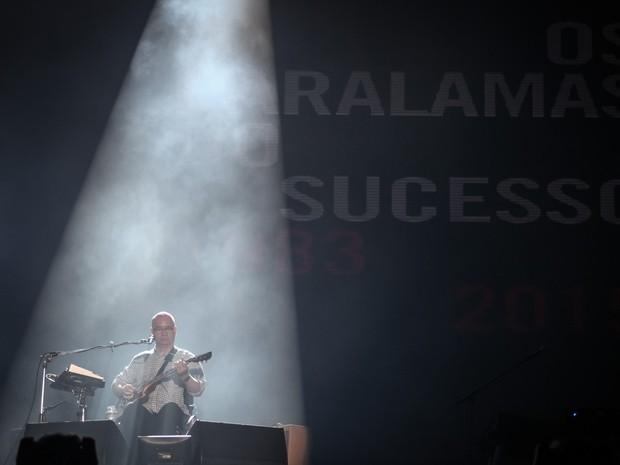 Herbert Vianna no show dos Paralamas do Sucesso no Rock in Rio (Foto: Fabio Tito/G1)