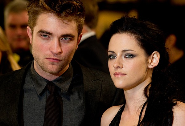 Kristen Stewart e Robert Pattinson (Foto: Getty Images)