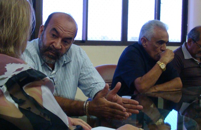 Reunião FFP e MP (Foto: Wenner Tito)