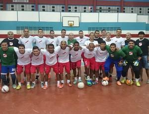 URV Futsal (Foto: Divulgação/URV)