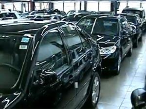 carros fenabrave (Foto: Reprodução/TV Globo)