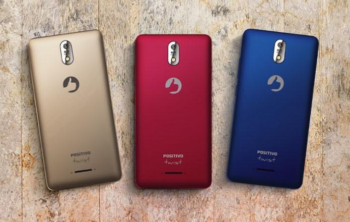 Positivo lança três modelos da linha Twist (Foto: Divulgação/Positivo)
