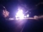 Ônibus pega fogo em rodovia de MS e deixa estudantes apavorados