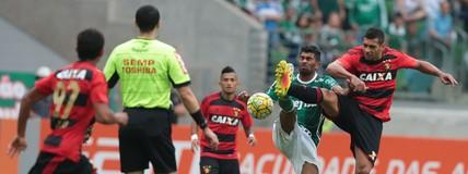 Em casa, Palmeiras derrota o Sport e amplia vantagem na liderança do Brasileiro (ESTADÃO CONTEÚDO)