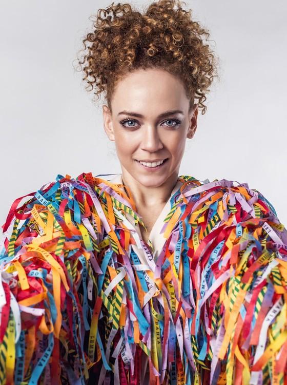 Laila Garin substituirá Zélia Duncan em algumas sessões do musical Alegria, alegria (Foto: Robert Schwenck)