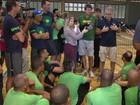 Seleção de vôlei sentado estreia na Paralimpíada e recebe incentivo extra