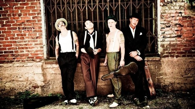 Red Hot Chili Peppers libera msica nova e anuncia novo disco (Foto: Divulgao)