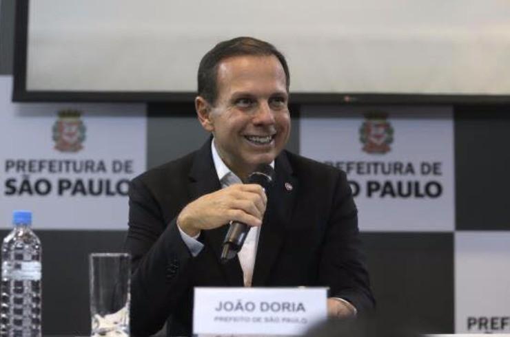 joão-doria (Foto: Facebook/Reprodução)